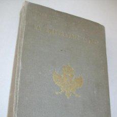 Libros antiguos: LA EMPEATRIZ ISABEL-JAVIER VALES FAILDE-MADRID-1917-TIP. DE LA REVISTA DE ARCH. BIBL. Y MUSEOS. Lote 28256338