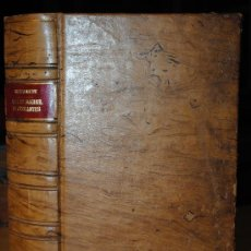 Libros antiguos: 1819.- IMPRENTA REAL. VIDA DE MIGUEL DE CERVANTES SAAVEDRA ESCRITA POR MARTIN FERNANDEZ DE NAVARRETE. Lote 29280347