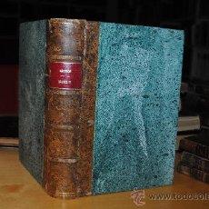 Libros antiguos: 1860.- HISTORIA DE LA REINA DE ESPAÑA. MANUEL ANGELON. PRIMERA EDICION.. Lote 131402263