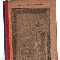 Libros antiguos: VIDA DE SANTA MARGARITA DE ALACOQUE, APOSTOLADO DE LA PRENSA, MADRID 1925. 200 PÁGS. 17X19CM. Lote 98719922