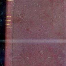 Libros antiguos: VIDAS DE HOMBRES ILUSTRES - ONCE HOMBRES Y UNA MUJER! (HYMSA, 1932) MUY ILUSTRADO. Lote 29588498