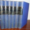 Libros antiguos: MEMORIAS - MIS PRIMEROS OCHENTA AÑOS - 6 TOMOS - E.GUTIERREZ-GAMERO. Lote 29980921