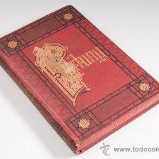 Libros antiguos: LIBRO FORTUNY, ENSAYO BIOGRÁFICO-CRÍTICO POR JOSÉ YXART - BARCELONA 1882. Lote 30642424