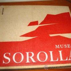 Libros antiguos: MUSEO SOROLLA, BERNARDINO DE PANTORBA, ED. AGUILAR, 1965, 36 DIAPOSITIVAS. Lote 32179733