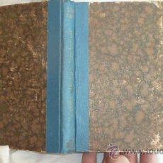 Libros antiguos: ANTIGUO LIBRO DE CATALAN MOSSEN JACINTO VERDAGUER.. Lote 33120082