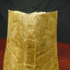 Libros antiguos: VIDA, Y PORTENTOSOS MILAGROS DE EL GLORIOSO SAN ISIDRO DE SEVILLA. 1732, FRAY JOSEPH MANZANO. Lote 33220153