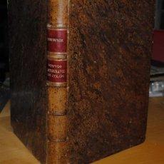 Libros antiguos: 1902.- NUEVOS AUTOGRAFOS DE CRISTOBAL COLON Y RELACIONES CON ULTRAMAR. DUQUESA DE BERWICK Y DE ALBA.. Lote 33969949