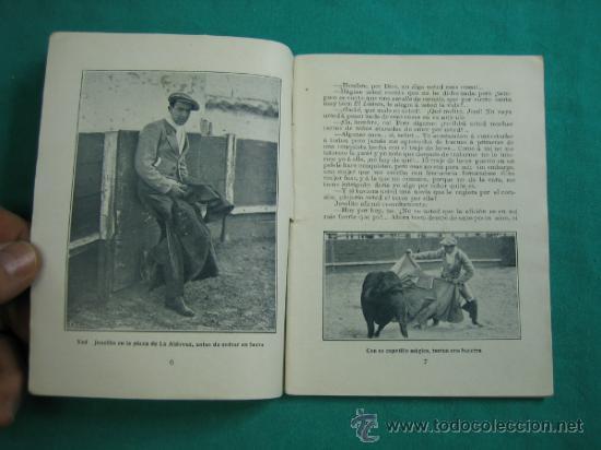 Libros antiguos: Joselito por El Caballero Audaz 1920 - Foto 3 - 34677481