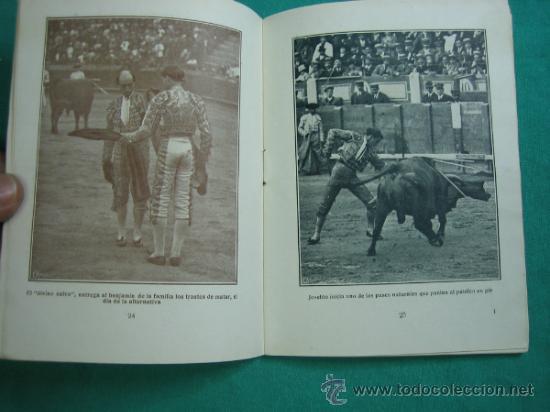 Libros antiguos: Joselito por El Caballero Audaz 1920 - Foto 6 - 34677481