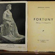 Libros antiguos: 3734- FORTUNY. JOAQUIM CIERVO. EDIT. ELS QUADERNS D'ART. S/F. . Lote 39053973