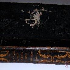 Libros antiguos: VIDA Y VIAJES DE COLÓN. CONQUISTA DE MÉXICO Y DEL PERÚ. (1851) WASHINGTON IRVING. (VER INDICE). Lote 39478417
