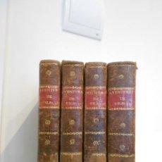Libros antiguos: AVENTURAS DE GIL BLAS DE SANTILLANA. Lote 40175103