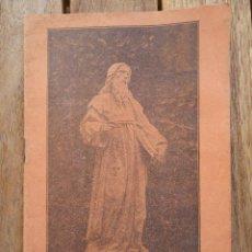 Libros antiguos: VIDA POPULAR DEL B. RAMÓN LLULL. JAUME BORRÁS. PALMA 1915, 2A EDICIÓ (EN MALLLORQUÍN). Lote 40543378