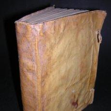 Libros antiguos: 1727 - FR. LUIS DE GRANADA Y OTROS - VIDA DE FR. BARTHOLOME DE LOS MARTIRES. Lote 40628371