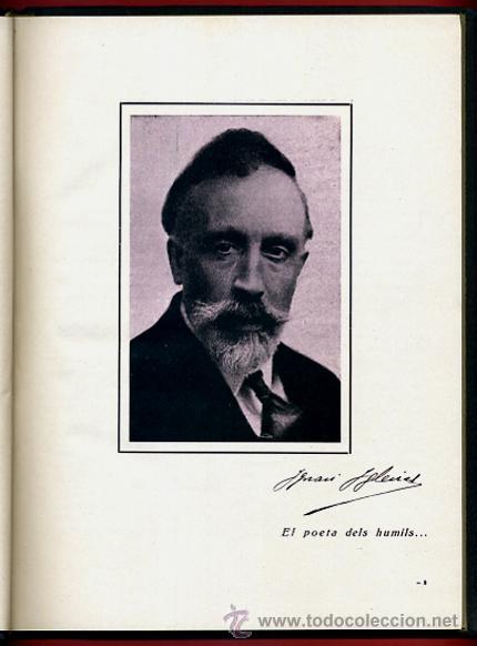 Libros antiguos: LIBRO, LLIBRE D'OR A INGNASI IGLESIAS, LIBRO DE ORO , 1935 ,ORIGINAL - Foto 3 - 41007605