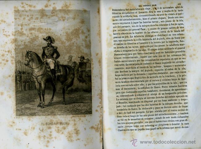 Libros antiguos: LIBRO, 2 TOMOS, HISTORIA MILITAR Y POLITICA D. JUAN PRIM , 1860 , GRABADOS, ORIGINAL - Foto 6 - 41073438
