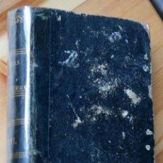 Libros antiguos: 1850 - MEMORIAS DE ULTRA-TUMBA. 3 TOMOS - CHATEAUBRIAND - ULTRATUMBA -. Lote 41414486