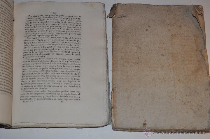 Libros antiguos: Vida y Obra de San Francisco de Sales, Obispo y Príncipe de Ginebra. DOS TOMOS . RM64833-V - Foto 2 - 41665941