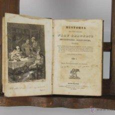 Libros antiguos: D-130. HISTORIA DEL FAMOSO PREDICADOR FRAY GERUNDIO. FRANCISCO LOBON. LIB. JOSE TAULO 1842. . Lote 41940655