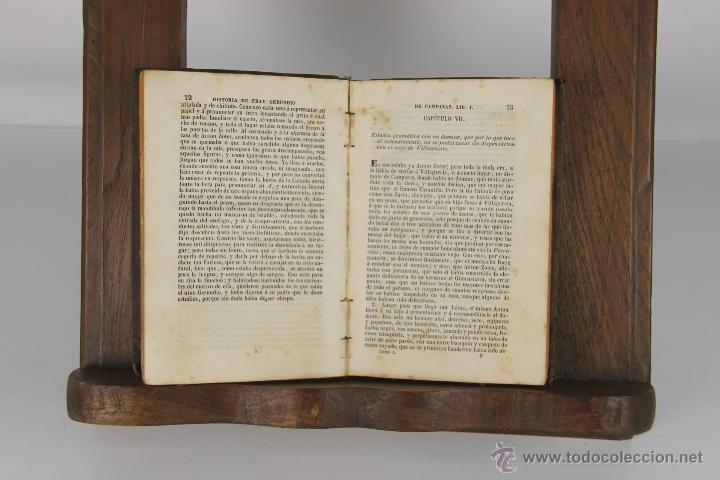 Libros antiguos: D-130. HISTORIA DEL FAMOSO PREDICADOR FRAY GERUNDIO. FRANCISCO LOBON. LIB. JOSE TAULO 1842. - Foto 2 - 41940655