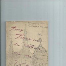 Libros antiguos: 1929 - FRAY FRANCISCO DE VITORIA ERA DE VITORIA - FRANCISCO JAVIER DE LANDABURU. Lote 42175251