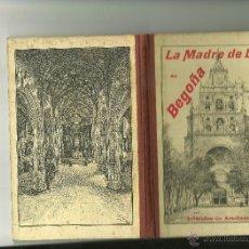 Libros antiguos: 3190.- LA MADRE DE DIOS DE BEGOÑA-PAIS VASCO-ARISTIDES DE ARTIÑANO. Lote 42226248