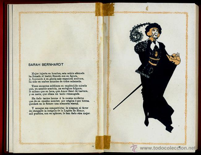 Libros antiguos: LIBRO CELEBRIDADES CONTEMPORANEAS, ILUSTRACIONES, ROMAN BONET JOSE ABAD , ORIGINAL - Foto 4 - 42563680