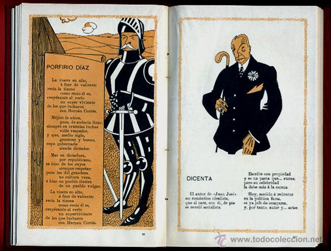 Libros antiguos: LIBRO CELEBRIDADES CONTEMPORANEAS, ILUSTRACIONES, ROMAN BONET JOSE ABAD , ORIGINAL - Foto 6 - 42563680