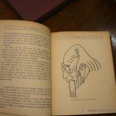 Libros antiguos: AGUILAR, MÀRIUS I SOLDEVILLA, CARLES. QUADERNS BLAUS. LA NOSTRA GENT. DR. ANDREU, DR. TURRO, F. CAMB. Lote 8303676