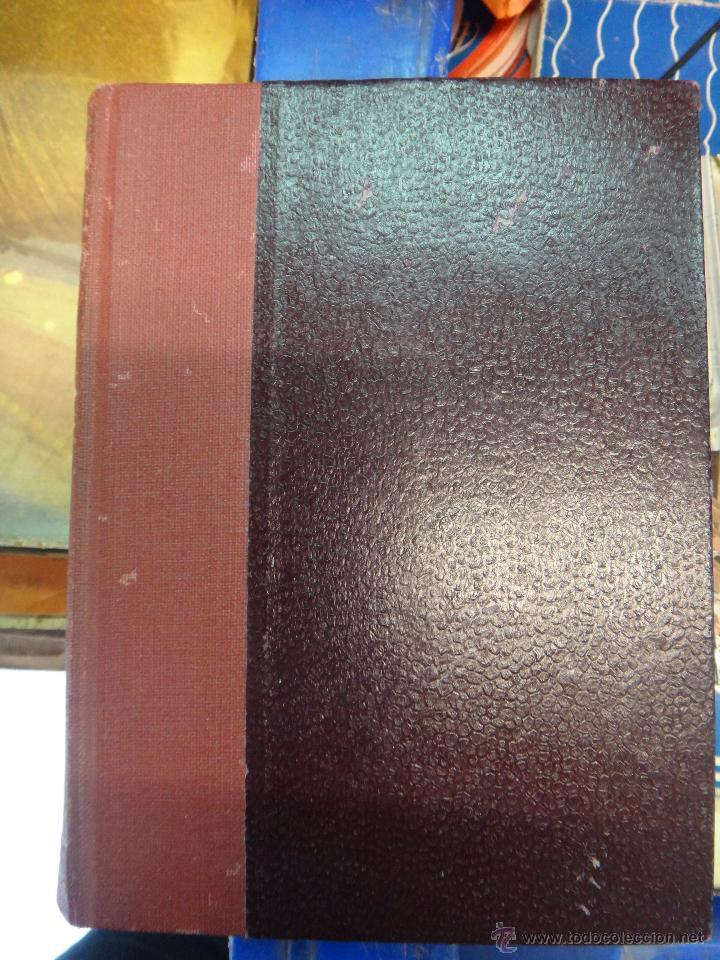 Libros antiguos: LIBRO ENCUADERNADO CON 14 FIGURAS DE LA RAZA, SOROLLA GALDOS CISNEROS......VER FOTOS , ORIGINAL, B1 - Foto 2 - 43879154