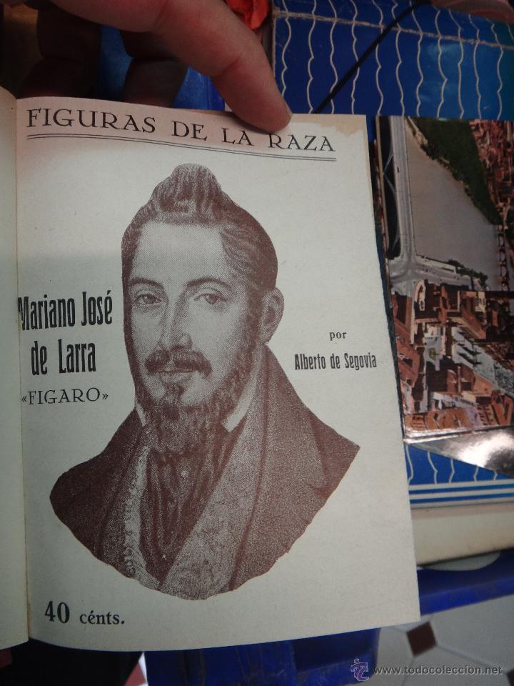 Libros antiguos: LIBRO ENCUADERNADO CON 14 FIGURAS DE LA RAZA, SOROLLA GALDOS CISNEROS......VER FOTOS , ORIGINAL, B1 - Foto 3 - 43879154