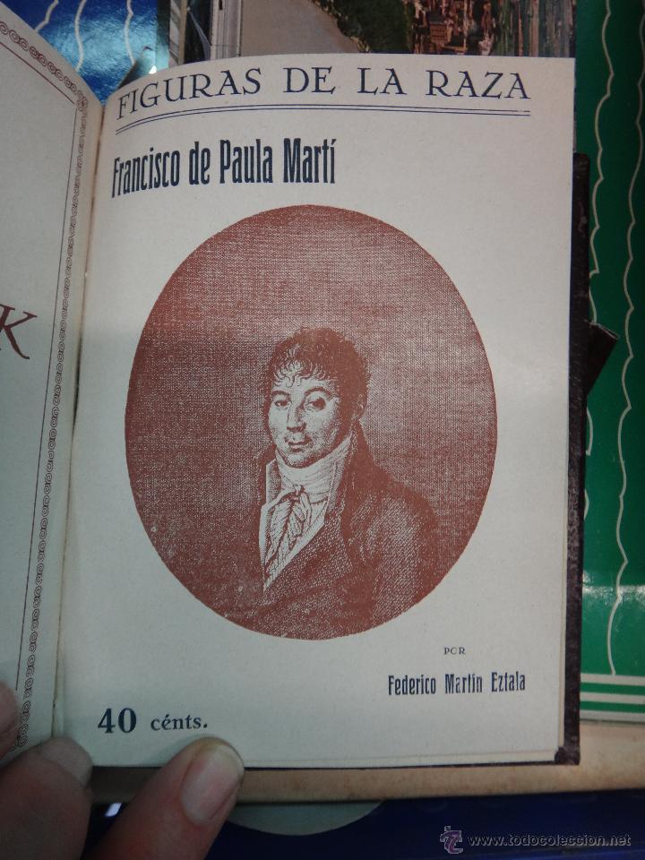 Libros antiguos: LIBRO ENCUADERNADO CON 14 FIGURAS DE LA RAZA, SOROLLA GALDOS CISNEROS......VER FOTOS , ORIGINAL, B1 - Foto 11 - 43879154