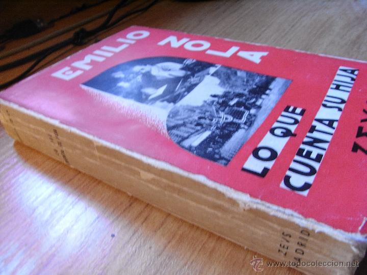 Libros antiguos: EMILIO ZOLA , LO QUE CUENTA DE ÉL SU HIJA - ZEUS 1931 - Foto 2 - 43934706