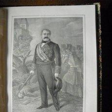 Libros antiguos: 1852 BIOGRAFIA DEL TENIENTE GENERAL DON AGUSTIN NOGUERAS 42X31 CMS. Lote 44106477