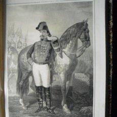 Libros antiguos: 1852 BIOGRAFIA DEL TENIENTE GENERAL DON DOMINGO DULCE Y GARAY 42X31 CMS. Lote 44107664