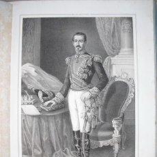 Libros antiguos: 1852 BIOGRAFIA DEL TENIENTE GENERAL DON JUAN DE LA PEZUELA MARQUES DE LA PEZUELA 42X31 CMS. Lote 44107737