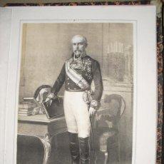 Libros antiguos: 1854 BIOGRAFIA DEL TENIENTE GENERAL DON JOSE MAC-CROHON BLAKE 42X31 CMS. Lote 44116384