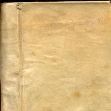 Libros antiguos: EPÍTOME DE LA ADMIRABLE VIDA DE SOR ANGELA – AÑO 1743. Lote 47244121