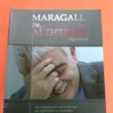 Libros antiguos: MARAGALL Y EL ALZHEIMER @. Lote 49452229