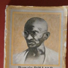 Alte Bücher - Mahatma Gandhi. Romain Rolland - 49879047