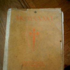 Libros antiguos: INTERESANTE ALMANAQUE DE BOLSILLO CON LA BIOGRAFIA EN FOTOGRAFIAS DEL REY ALFONSO XIII.. Lote 50041078