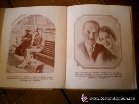 Libros antiguos: INTERESANTE ALMANAQUE DE BOLSILLO CON LA BIOGRAFIA EN FOTOGRAFIAS DEL REY ALFONSO XIII. - Foto 7 - 50041078