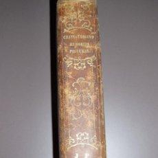 Libros antiguos: MEMORIAS POSTUMAS DE M. DE CHATEAUBRIAND 1848. Lote 50116600