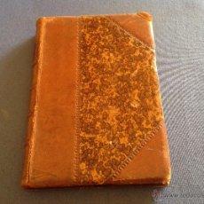 Libros antiguos: SILVIO PELLICO.MIS PRISIONES.1891.ORIGINAL.PRECIOSA ENCUADERNACIÓN .. Lote 50207929