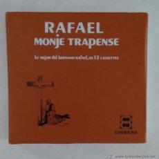 Libros antiguos: HERMANO RAFAEL MONJE TRAPENSE. Lote 50981178