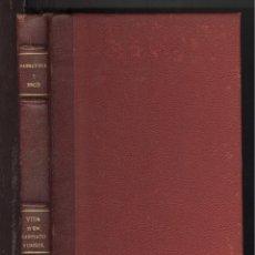 Libros antiguos: J. PASSARELL. VIDA OBRA I ANÈCDOTES D'EN SANTIAGO RUSIÑOL. LLIBRERIA ESPANYOLA 1931. Lote 51397939