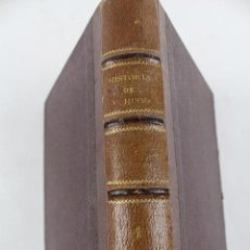 Libros antiguos: L-2513. HISTORIA DE VICTOR HUGO. POR CRISTOBAL LITRÁN.BARCELONA. V. ACHA, EDITOR. AÑO 1886. TOMO 1.. Lote 194499597
