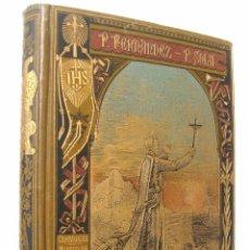 Libros antiguos: 1888 - VIDA DE SAN PEDRO CLAVER DE LA COMPAÑÍA DE JESÚS, APÓSTOL DE LOS NEGROS . Lote 52450923