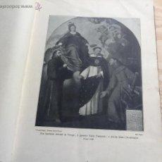 Libros antiguos: MURILLO, RECOPILATORIO 281 LAMINAS BLANCO Y NEGRO. Lote 52593219