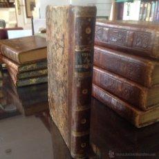 Libros antiguos: VIDA MILITAR Y POLÍTICA DE DIEGO LEON, PRIMER CONDE DE BELASCOAIN. CARLOS MASSA Y SANGUINETI. 1843. Lote 53114429